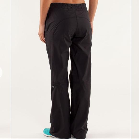 a1f8912e0b5f1 lululemon athletica Pants | Lululemon Rare Dog Runner Black | Poshmark